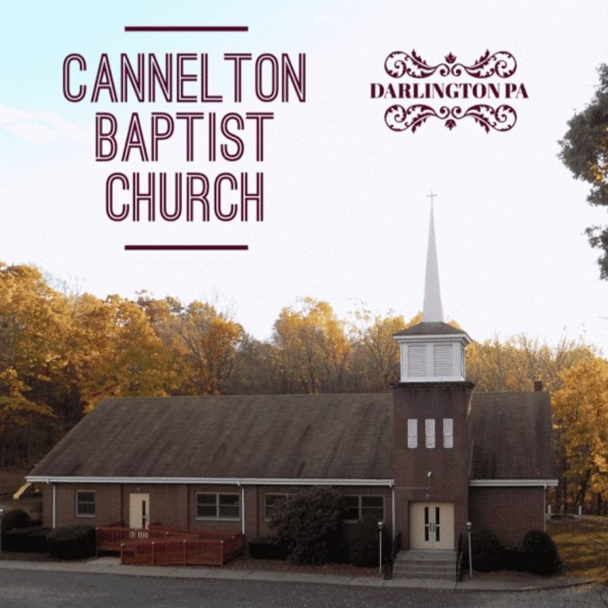 Cannelton Baptist Church (Darlington PA)