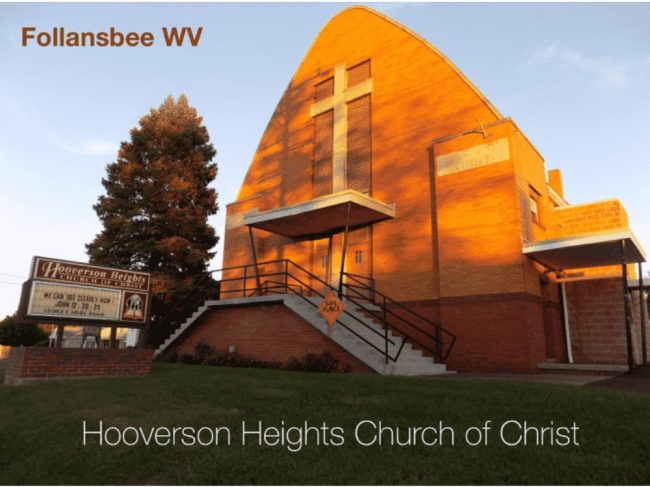 Hooverson Heights Church of Christ (Follansbee WV)