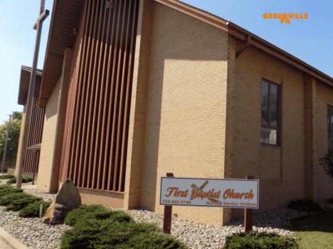 First Baptist Church (Greenville PA)