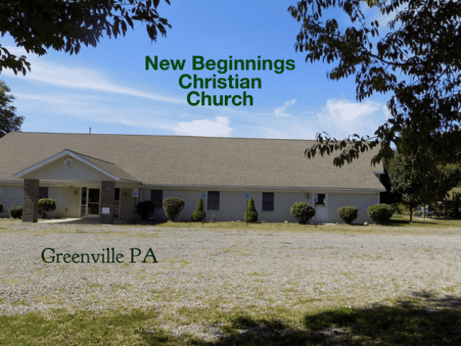 New Beginnings Christian Church (Greenville PA)
