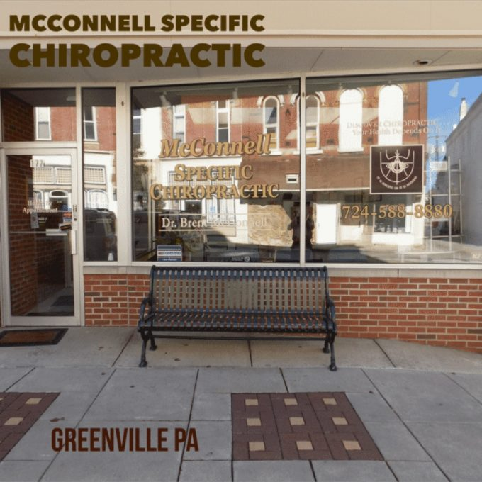 McConnell Specific Chiropractic