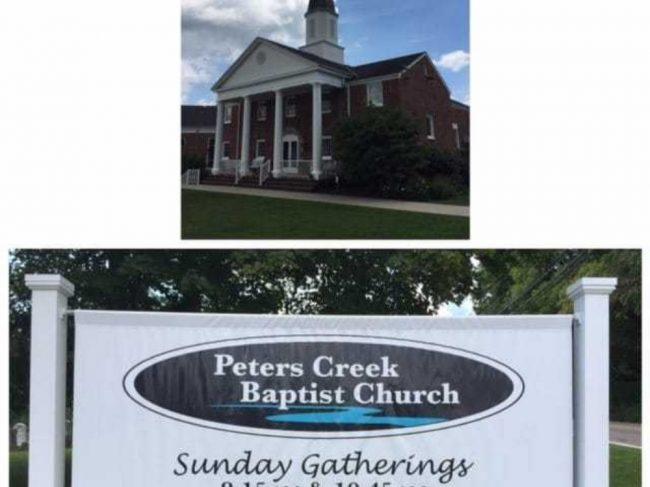 Peters Creek Baptist Church (South Park PA)