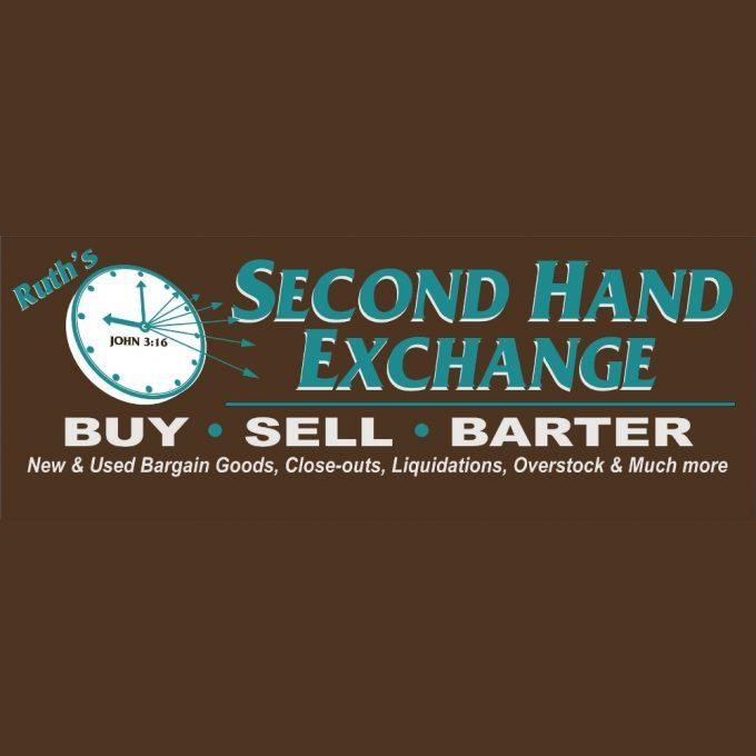 Ruth's Second-Hand Exchange