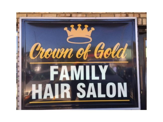 Crown Of Gold Family Salon